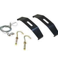 "Hang Kit A Odyssea MH ADV Metal Halide T5 LED Light Lamp Suspend Hanging 6.75"""