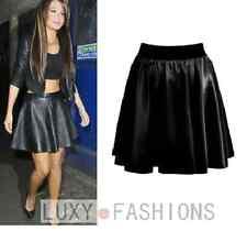 Unbranded Patternless Flare Skirts for Women