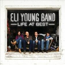 Life at Best by Eli Young Band (CD, Aug-2011, Universal Republic)