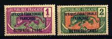 Ubangi-Shari - Ubangi Shari - 1924-1933 - Francobolli del  Congo del 1907-1918.