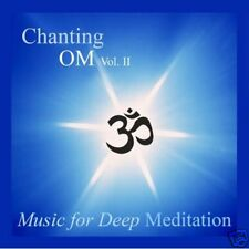 Chanting OM Vol 2 - Music for Deep Meditation GREAT CD!