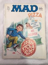 Mad Magazine # 183 June 1976 Alfred E Neuman Rolling Pizza Delivery Boy