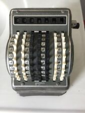 HOFFRITZ VINTAGE 1950's ADDING MACHINE WEST GERMANY