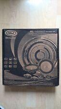 """BM Audio AL-160SEZ 6/6.5"""" Multifit Altavoz componente Kit - 180W Woofers Par"""