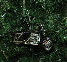 Harley Davidson 2012 XL1200V Seventy-Two Christmas Ornament