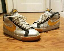 Nike SB Blazer Premium INDEPENDENT TRUCKS SKATE Shock Orange 314070 081  Size 10