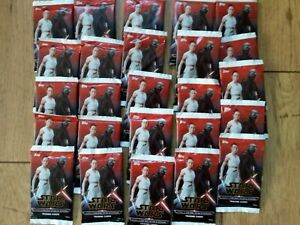 Topps Star Wars Trading Cards The Rise Of Skywalker 25 Sealed Packs of 6 Cards