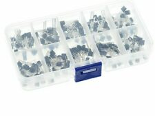 200 Pcslot Multiple Value Transistor Set 10 Kinds With Assorted Box Components
