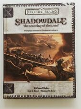 ⚝ NUOVO ⚝ MANUALE SHADOWDALE FORGOTTEN REALMS Dungeons & Dragons 3.0 3.5 SHADOW