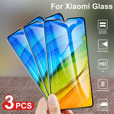 For Xiaomi Mi 8 9 A3 Redmi Note 8T 9 7 Pro 9 5D Tempered Glass Screen Protector