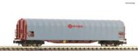 Fleischmann 837710 N Gauge Ermewa Rilns Bogie Tarpaulin Wagon VI