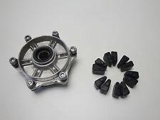 Kettenradträger Ruckdämpfer Kettenradaufnahme Honda CBR 900 RR Fireblade SC50