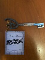 Disney Star Wars: May the 4th Be With You Collectible Key In-Hand