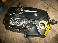 "Mcculloch Wildcat Chainsaw ""Crankcase"" parts unit."