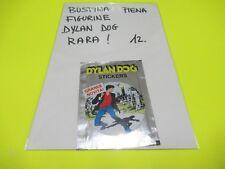 DYLAN DOG STICKERS BUSTINA FIGURINE PIENA NUOVISSIMA GADGET IGDA NOVARA 1991 !!