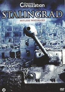 Discovery - Stalingrad Hitlers Waterloo    - new seald dvd