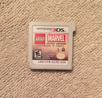 LEGO Marvel Super Heroes: Universe in Peril  (Nintendo 3DS, 2013) Cartridge only