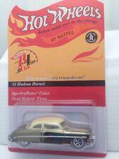 2012 '52 Hudson Hornet Rewards RLC Hot WHEELS Redline Club 3959/4350