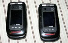Motorola Barrage V860 - Black (Verizon) Cellular Phone - For Parts or Repair