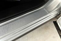 "1M CAR Door Sill Scuff Plate Bumper Protector Film Translucent 50mm (2"") RUBBER"