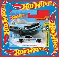 Hot Wheels 2020   ´65 MUSTANG 2+2 FASTBACK   116/250 NEU&OVP
