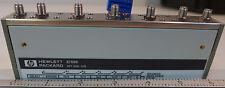 Agilent/HP 8769K Single Pole Six Throw Coaxial Switch