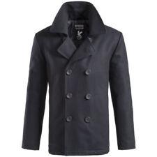 Cappotti e giacche da uomo blu in lana taglia XL