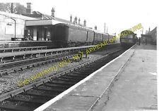 Lincoln St. Marks Railway Station Photo. Newark Line. Midland Railway. (4)
