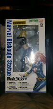 Very rare Exclusive Blonde Black Widow Kotobukiya, Unopened