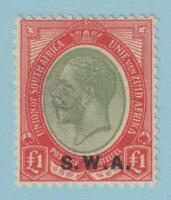 SOUTH WEST AFRICA 95  MINT NEVER HINGED OG  * NO FAULTS EXTRA FINE !