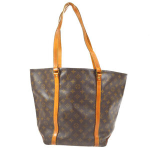 LOUIS VUITTON SAC SHOPPING SHOULDER TOTE BAG MONOGRAM M51108 cg 91108