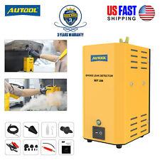 Automotive EVAP Smoke Machine Car Oil Pipe Smoke Leak Detector Diagnostic Tester