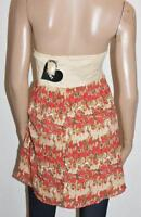paper heart Brand Paper Heart Strapless Dress Size 12 BNWT #sq56