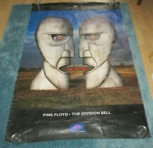 Pink Floyd large poster The Division Bell  approx 151 x 101