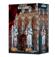 Warhammer 40k - Sector Imperialis Basilicanum - Brand New in Box! 64-48