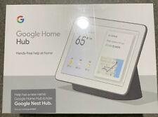 Brand New In Plastic Charcoal Google Home Hub Google Nest Hub Grey
