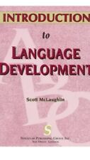 Introduction To Language Development by Scott McLaughlin (Soft Cover)