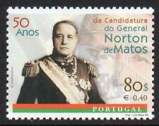 PORTUGAL MNH 1999 SG2700 50th Anniversary of the Presidential Norton de Matos