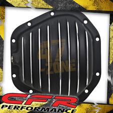 Aluminum 1966-Up Dodge Ford Dana 60 Front Rear Differential Cover 10 Bolt -Black