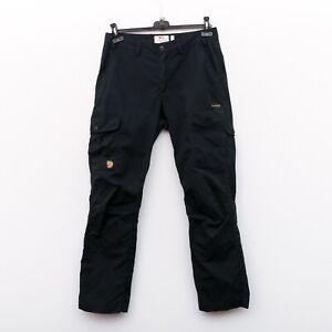 Fjallraven Women's EU 40 Pants W30 W31 Trousers G1000 Waxed Hiking Cargo Combats
