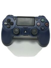 Sony DualShock 4 CUH-ZCT2U (3001853) PS4 Wireless Controller-Midnight Blue WORKS
