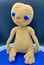 "ET Extra Terrestrial Plush Doll 8"" Showtime Kamar Universal City 1982 No tag"