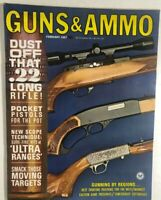 GUNS & AMMO Magazine February 1967