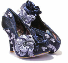 Irregular Choice Women's Mid (1.5-3 in.) Mary Janes Heels