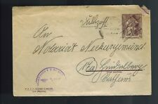 1944 Poland Germany WWII Cover
