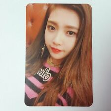 Red Velvet 4th Mini Rookie JOY Official Original Photocard 1p K-POP SM Idol NEW