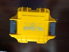 Yellow Invicta One-Slot Impact Dive Case