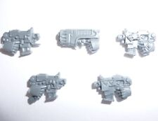 Space Wolves Thunderwolf Cavalry Plasma Pistol/Bolt Pistols x 4 – G1777
