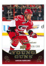 10-11 Upper Deck Jon Matsumoto Young Guns Exclusives Rookie Card RC #458 030/100