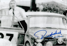 Paddy Hopkirk Hand Signed Mini Cooper Photo 12x8 4.